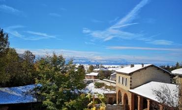 La Ferrière sous la neige