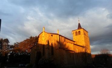 Eglise de St Médard