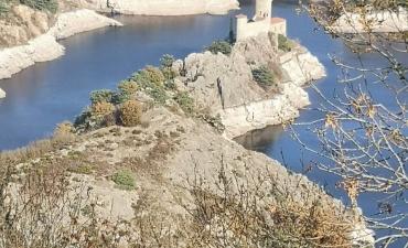 Vue du Chateau Essalois