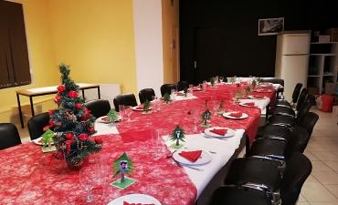 Repas de famille pour Noël